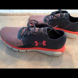 Under Armour  Charged Sneakers , Size 9